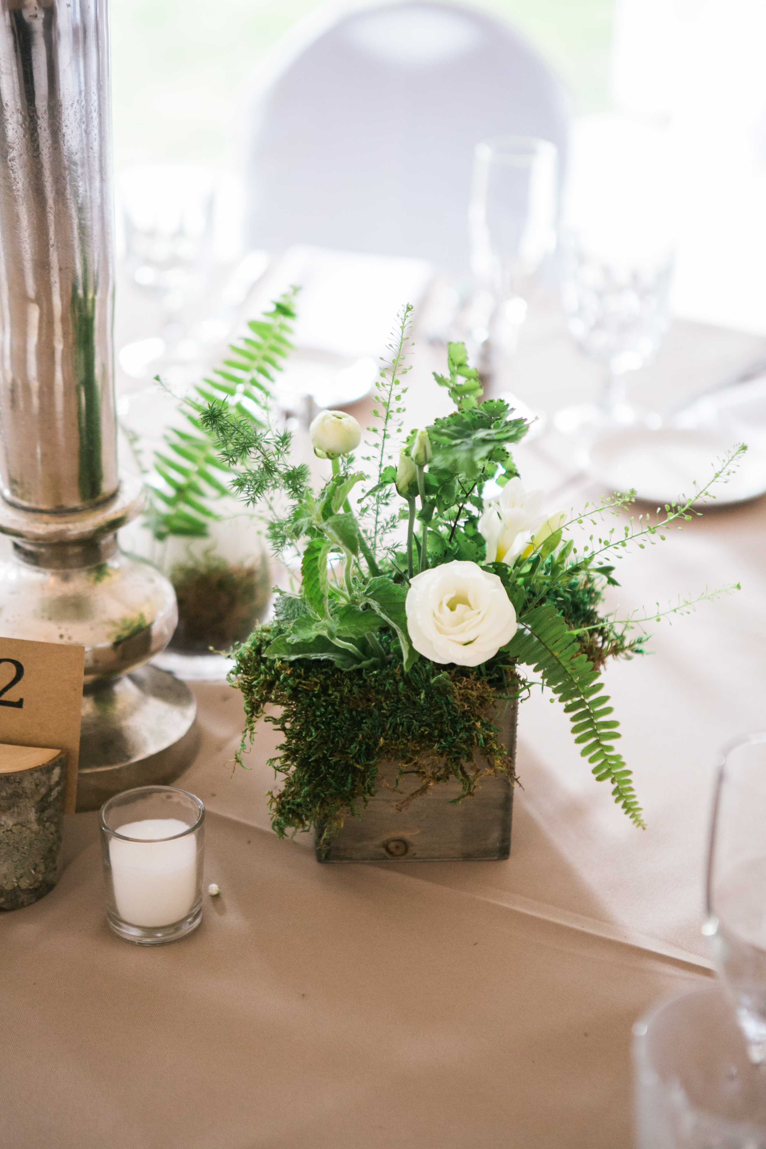 Rustic Table Accents