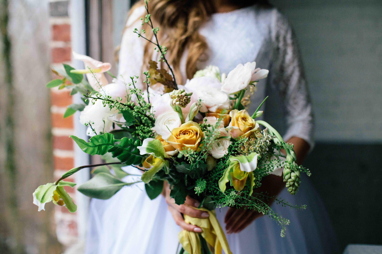 close-up bouquet