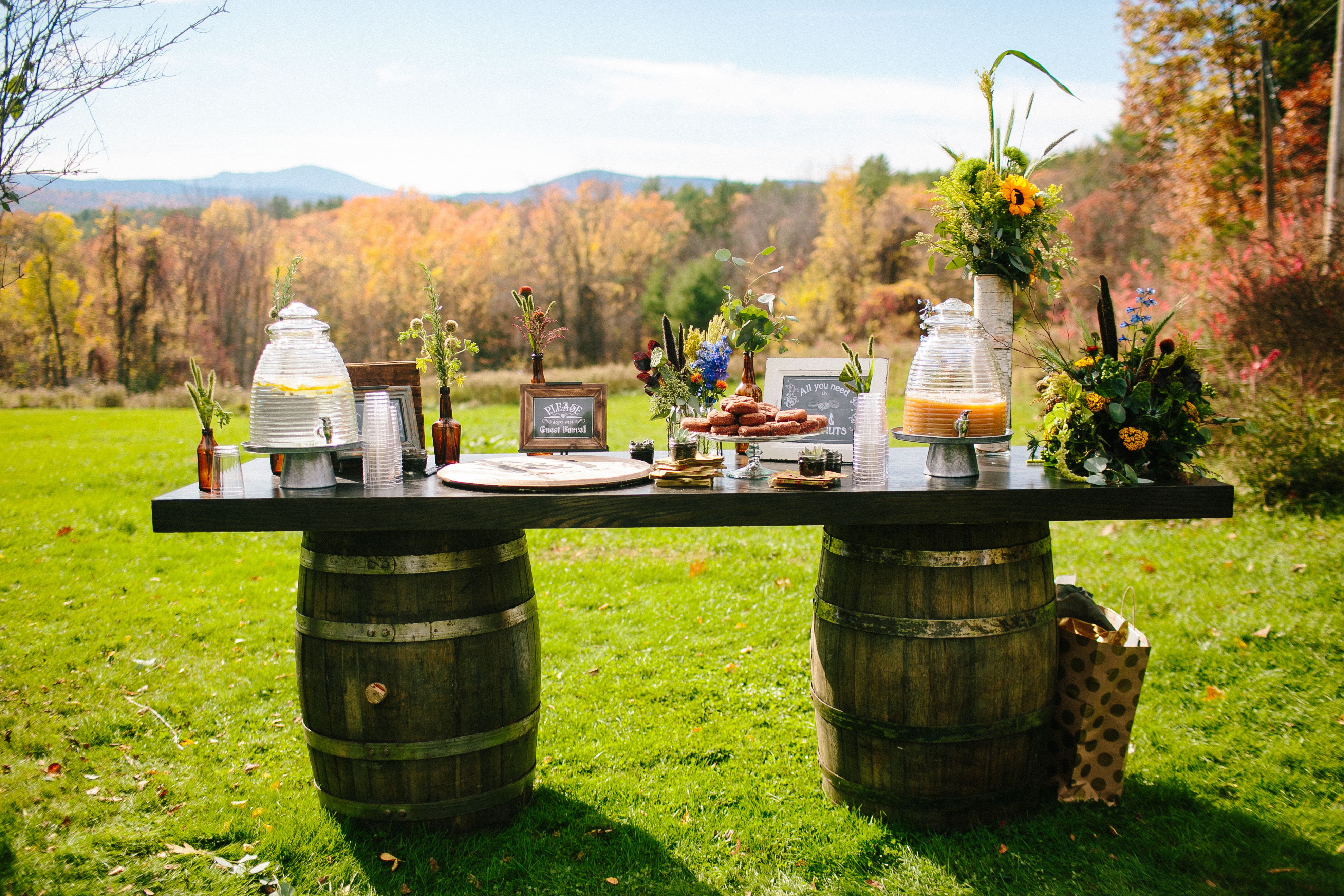 Cider Table