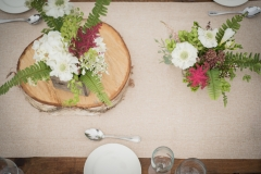 Birds Eye Rustic Farm Table